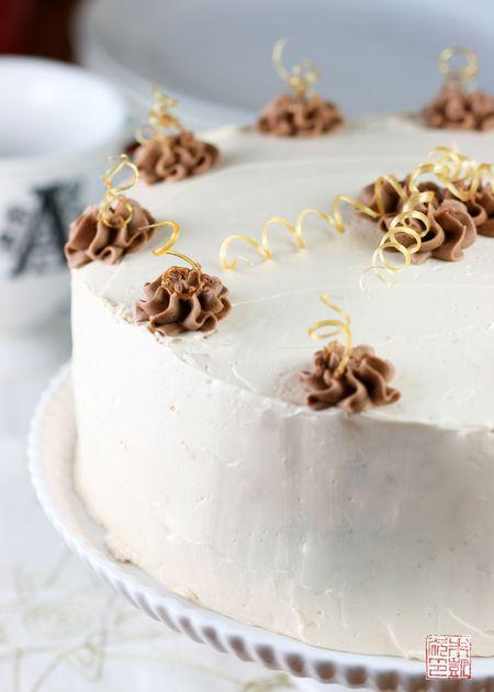 Brownbuttercake