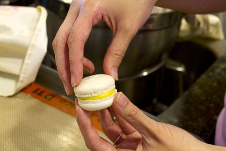 Making-macarons-22