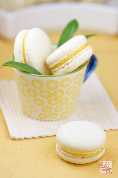 Macaronscup
