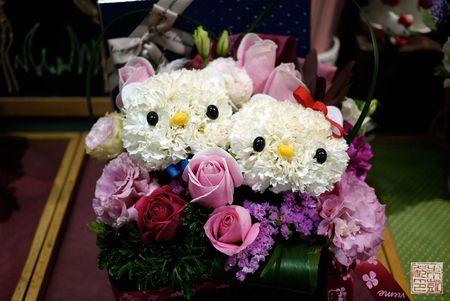 Kittyflowers2