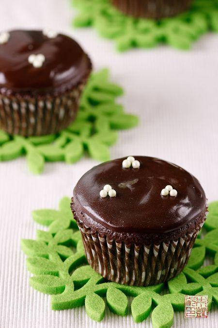 Chocomintcupcakes